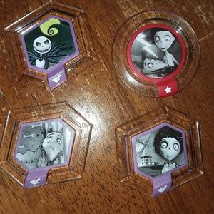 Other - Disney Infinity Power Disc Bundle
